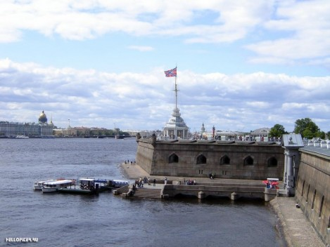 St-Peter&Paul Fortress
