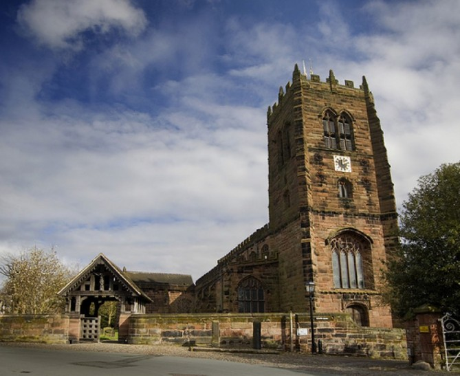 Beaconsfield United Kingdom  city pictures gallery : St Mary & All Saints' Church, Beaconsfield, England, United Kingdom ...