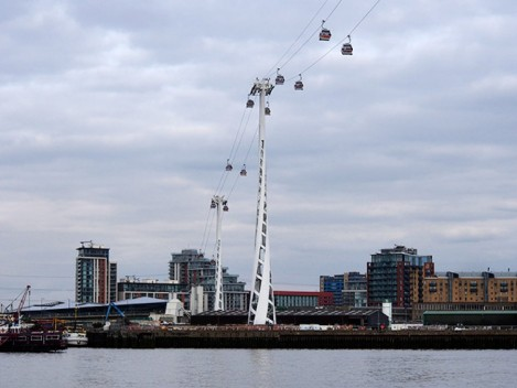 Emirates Air Line - Royal Docks